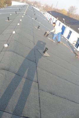 krycie dachu 13