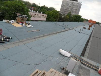 krycie dachu 4